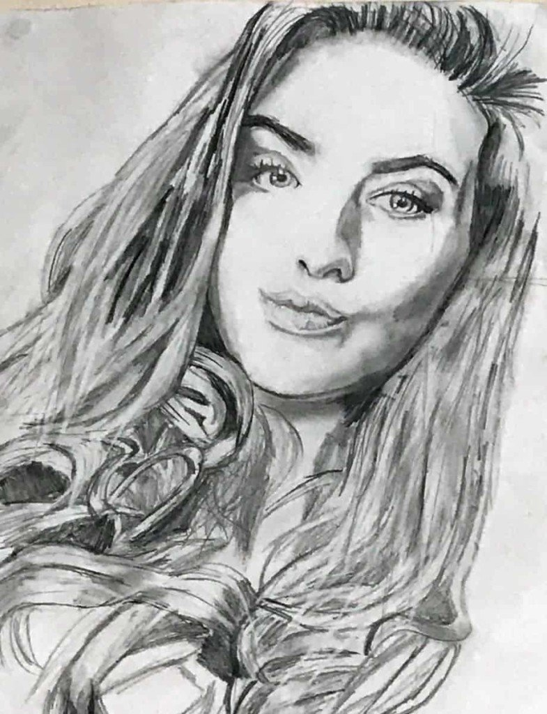 What Type Of Pencil Is Best To Draw A Face Improve Drawing