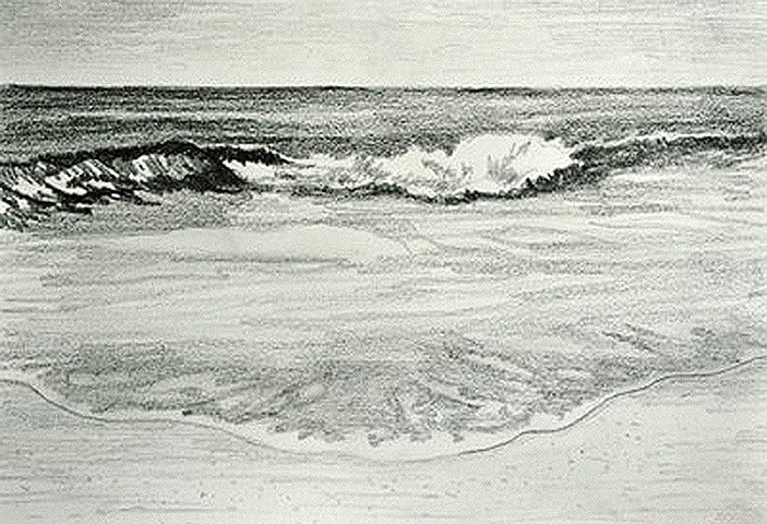 10 Tips For Drawing Water, Waves and Ripples – improve drawing