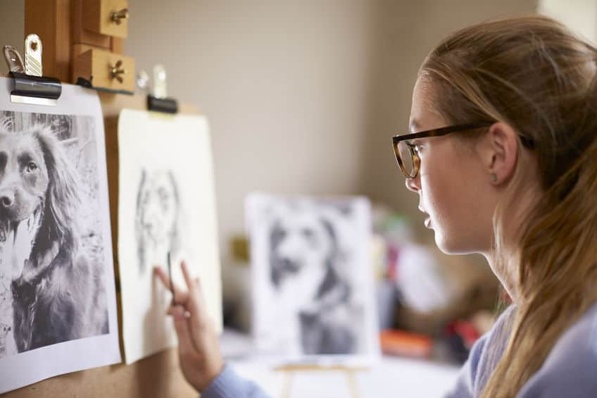 Painting vs. Drawing: Which One is Harder, and Why?