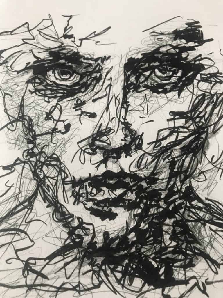 How To Draw An Abstract Face; 10 Amazing Techniques