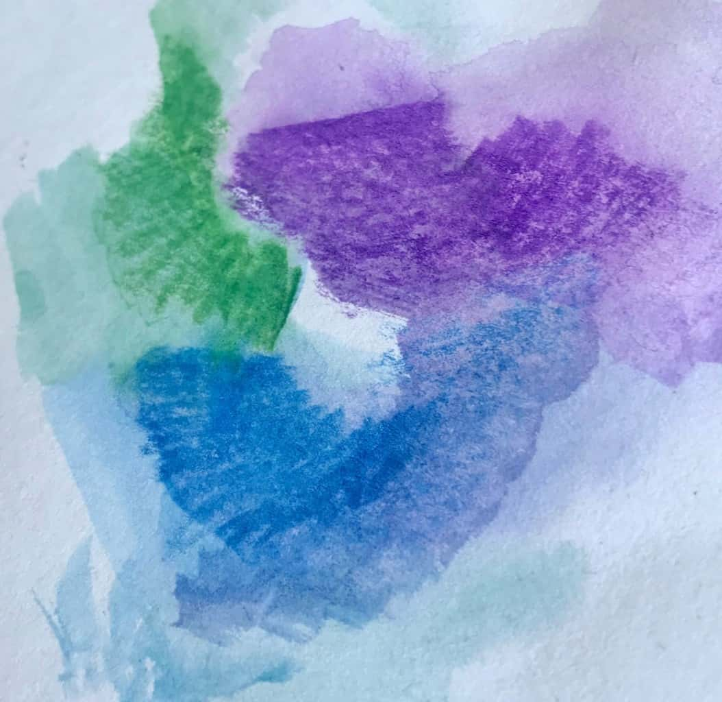 How to Blend Watercolor Pencils
