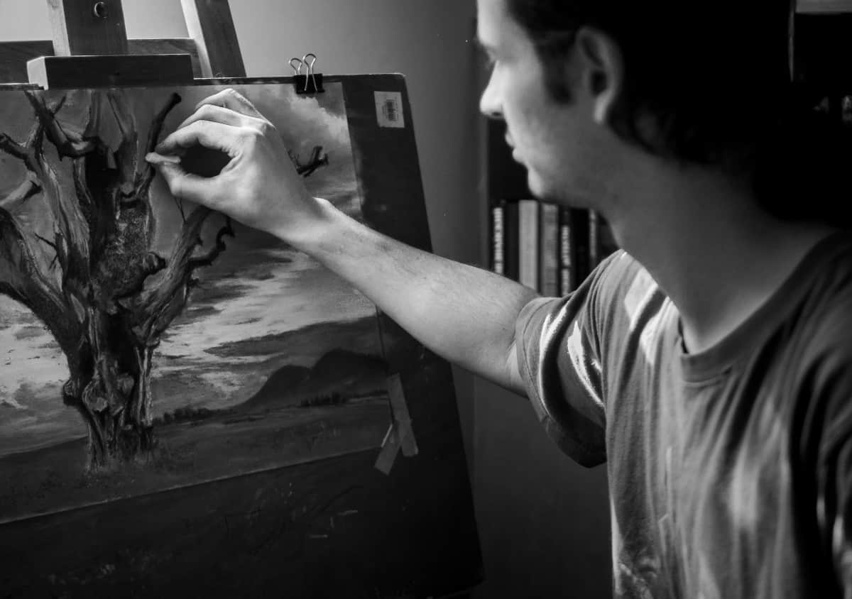 How to Draw with a Pencil on Canvas 14 Expert Tips
