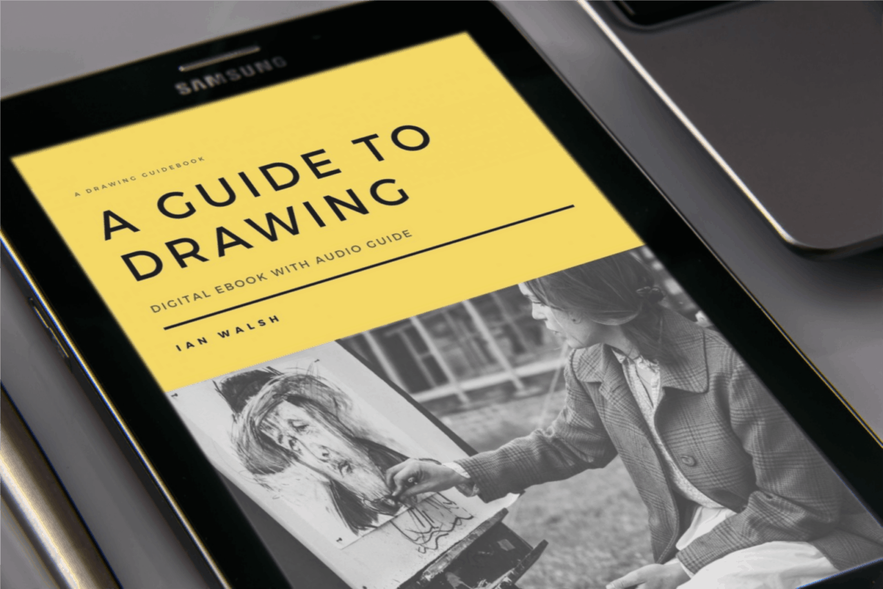 A guide to drawing eBook and Audio guide