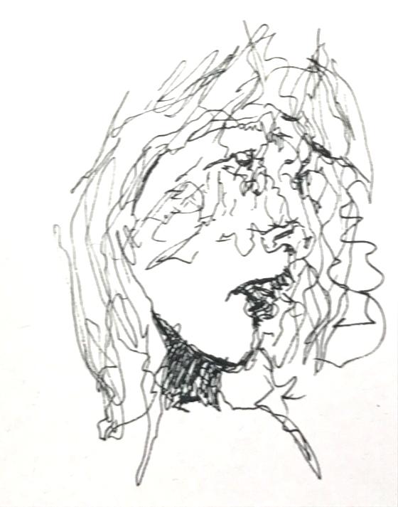 Gestural Sketch