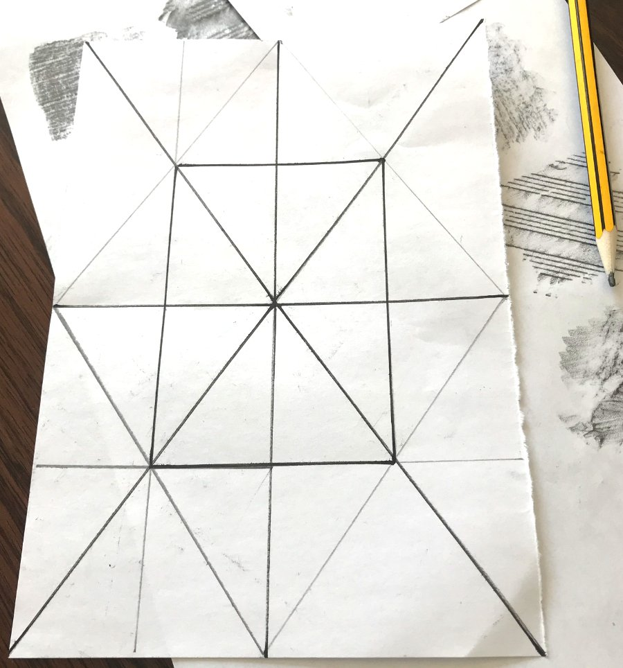 How to Scale Up a Drawing