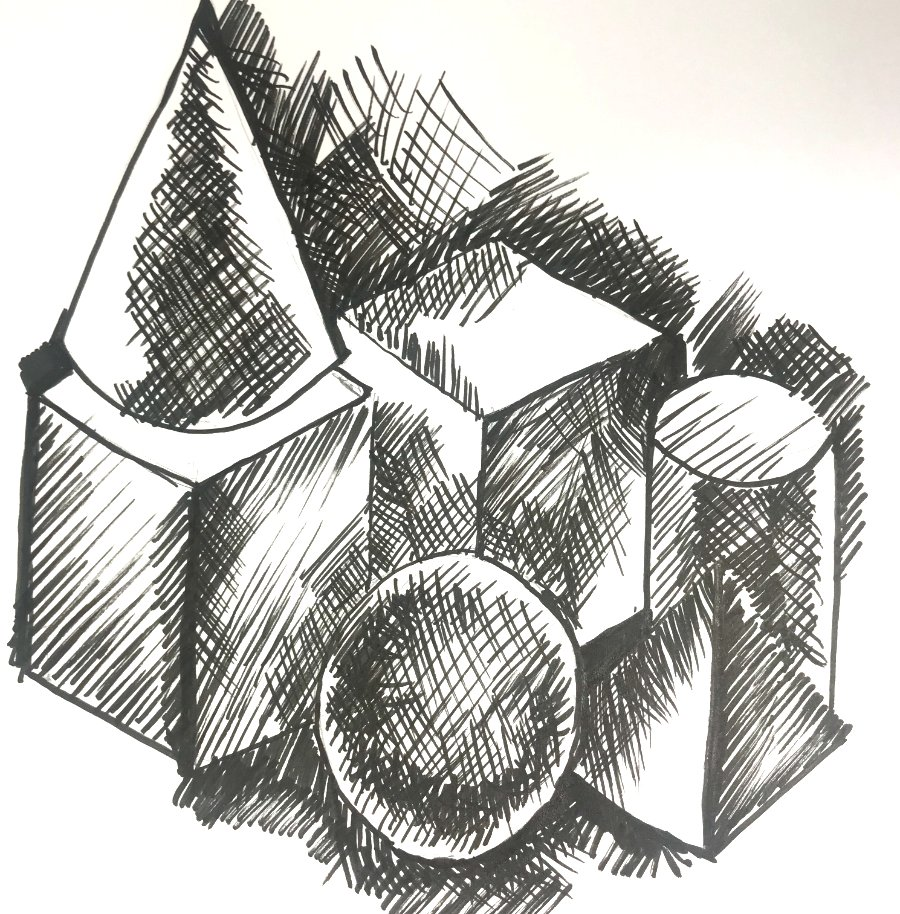 Learn How to Sketch Objects and Still Life