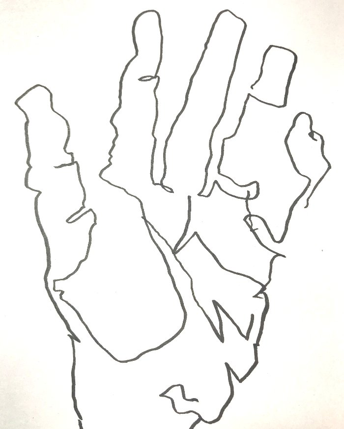 Drawing the Hand