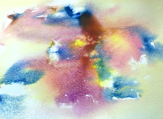 Creating Watercolor Washes