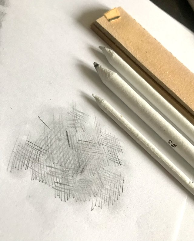 What is the Difference Between Blending Stumps and Tortillions